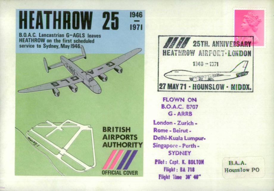 Heathrow Airport cover