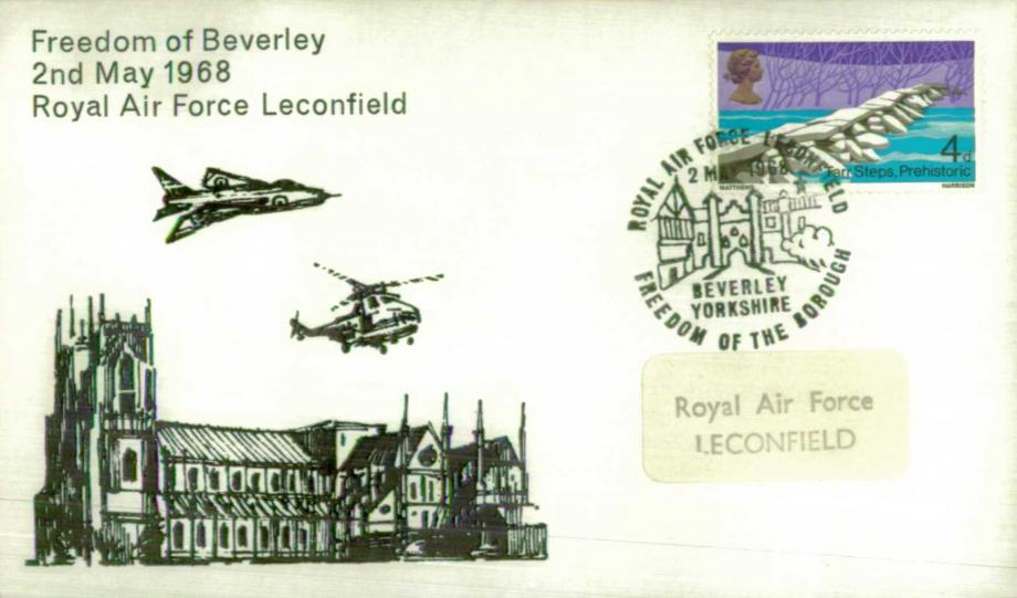 RAF Leconfield cover