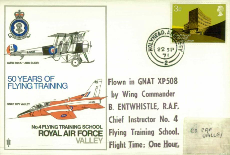 RAF Valley cover