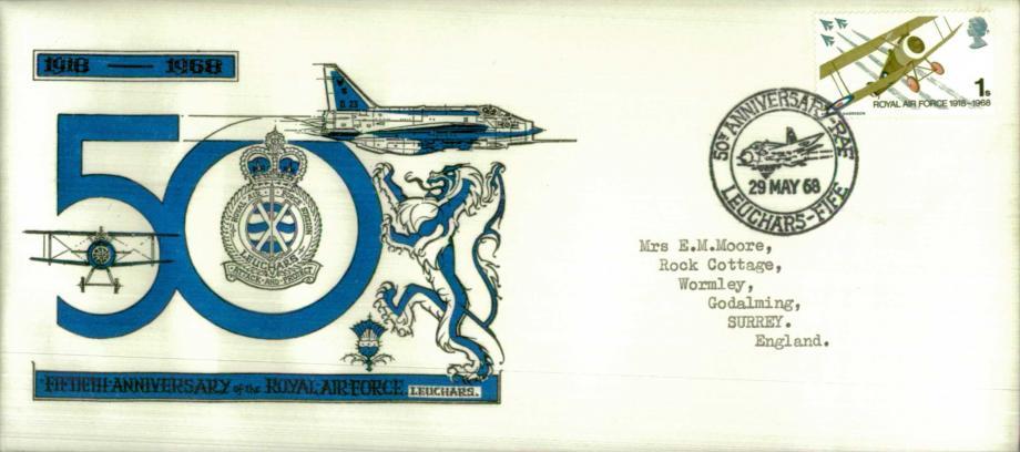 RAF Leuchars cover