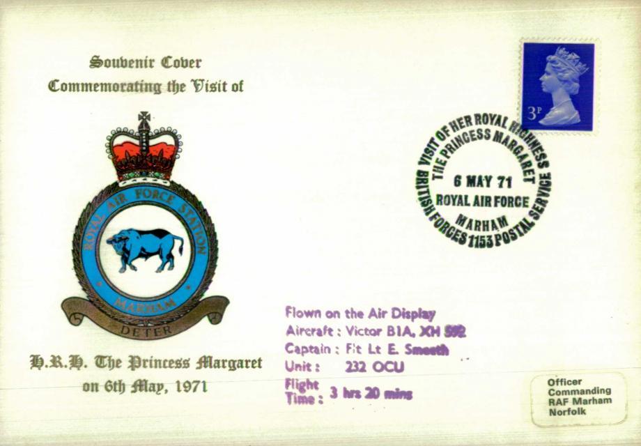RAF Marham cover