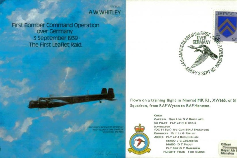 Armstrong Whitworth Whitley cover