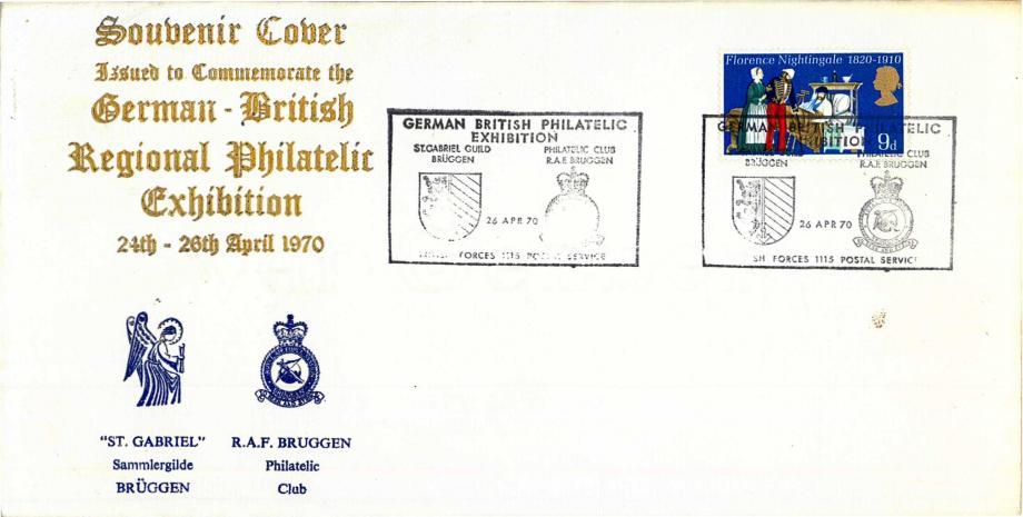 RAF Bruggen cover