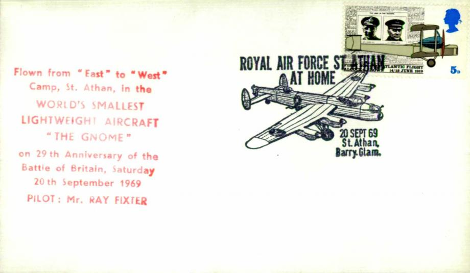RAF St Athan cover