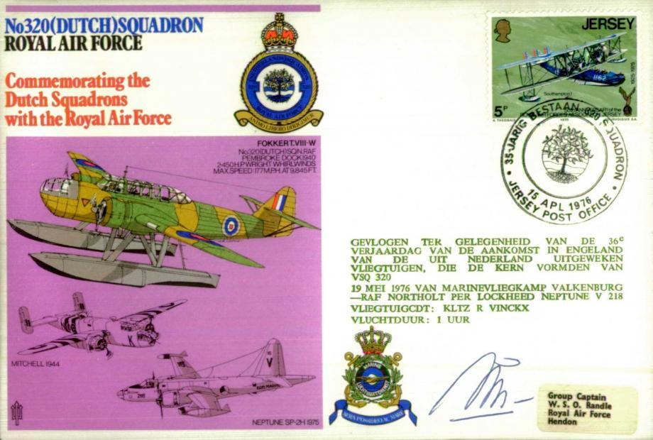 No 320 (Dutch) Squadron cover