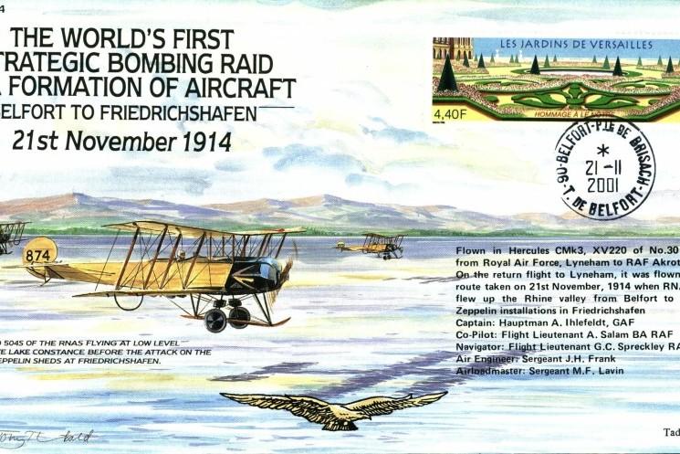 Avro 504 cover