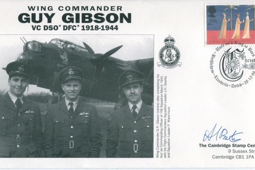 106 Squadron cover Sgd A S Alec Bates of 617 Sq and 619 Sq