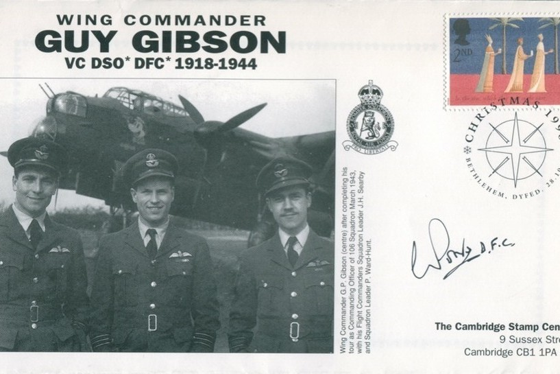 106 Squadron cover Sgd A F Poore of 106 Sq 511 Sq and 617 Sq
