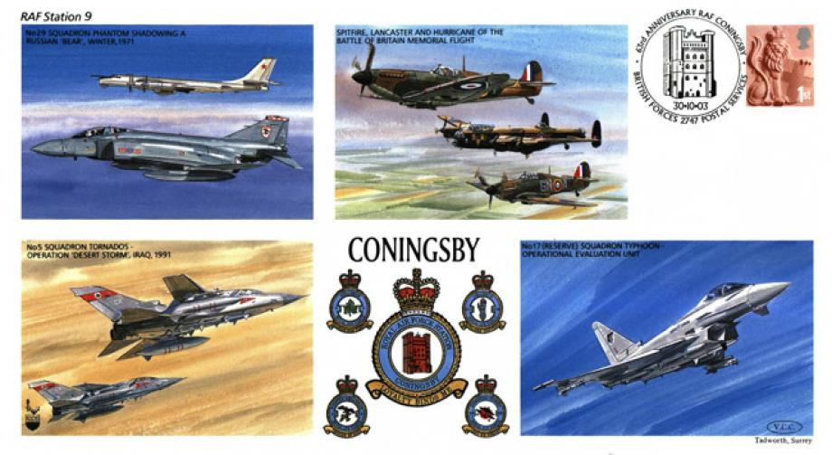 RAF Coningsby cover