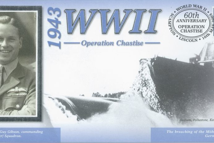 Dambusters 617 Squadron Cover Chastise