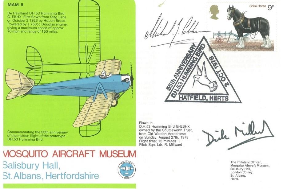 Mosquito Aircraft Museum