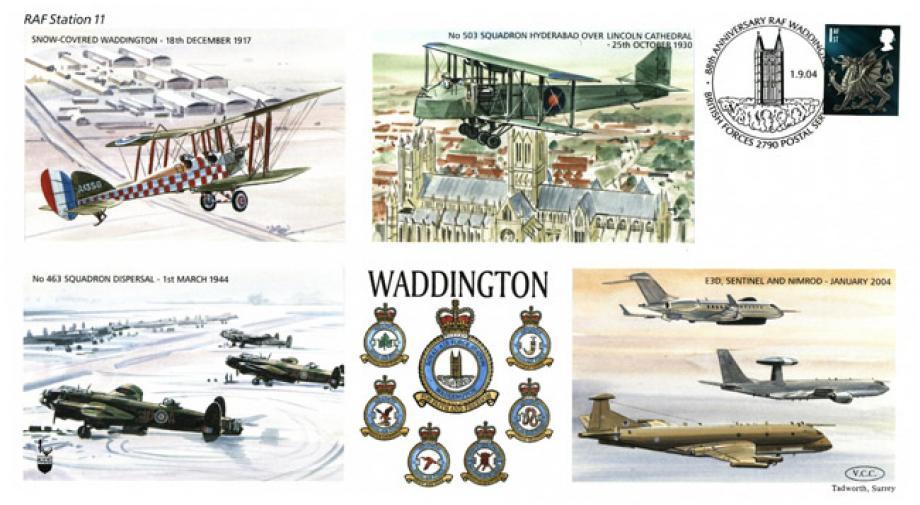 RAF Waddington cover