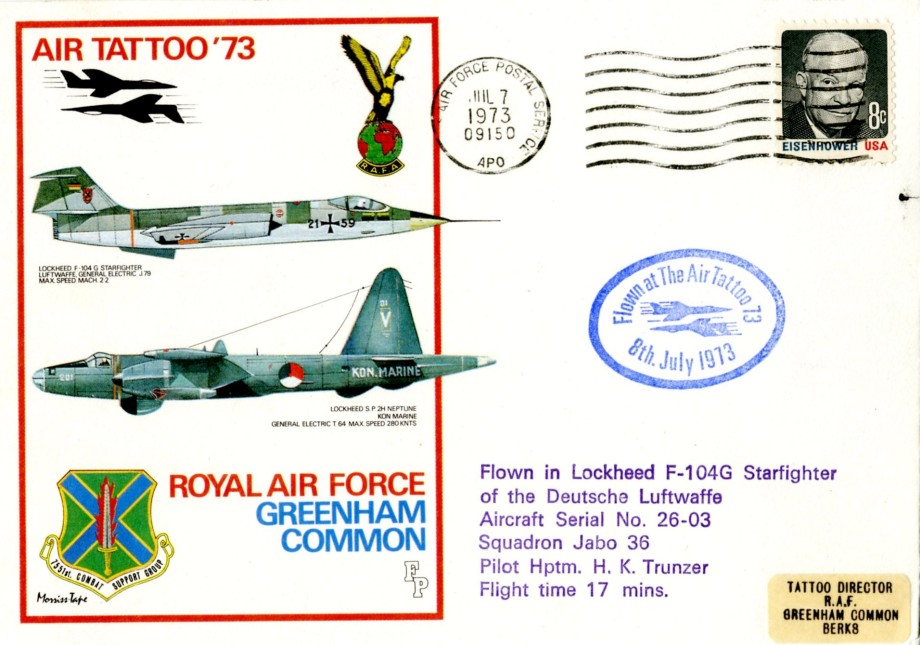 RAF Greenham Common cover