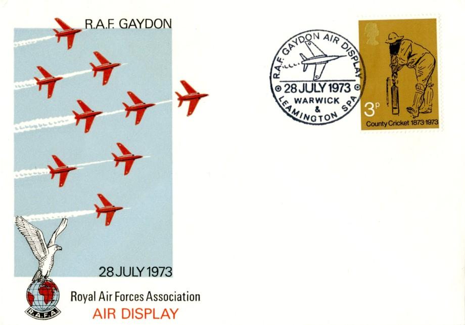 RAF Gaydon cover