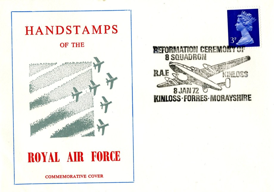 RAF Kinloss cover