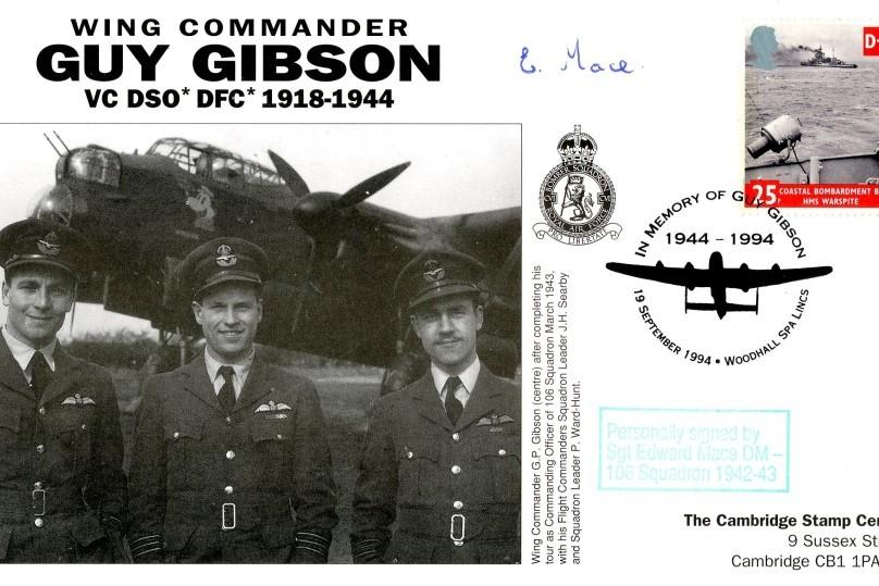 106 Squadron cover Sgd E Mace of 106 Sq