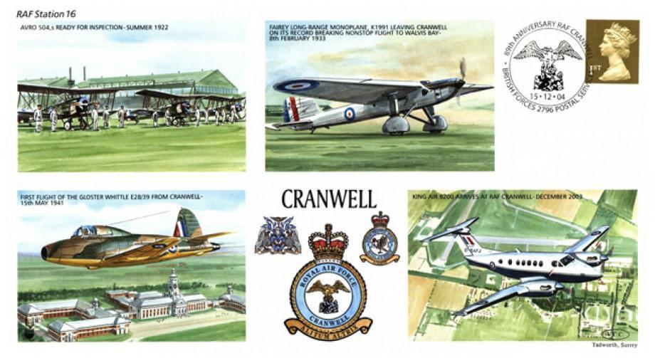RAF Cranwell cover