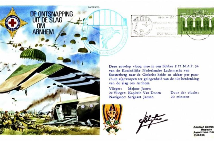 Arnhem cover