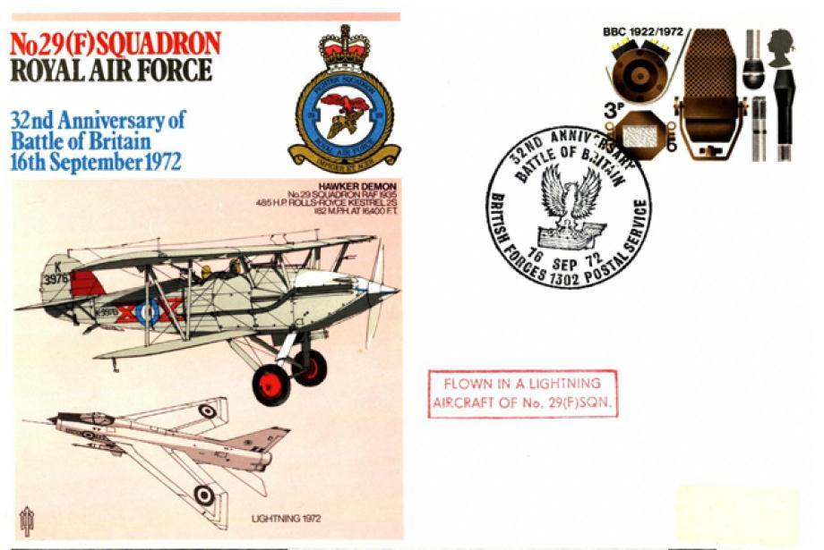29(F) Squadron cover