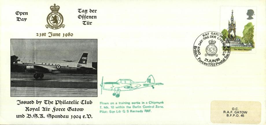 RAF Gatow  cover