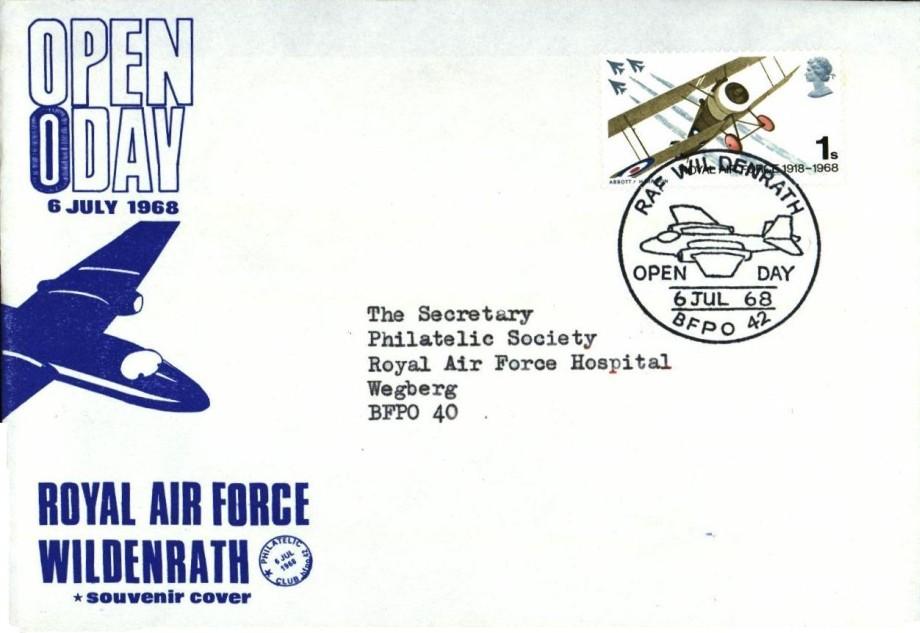 RAF Wildenrath cover