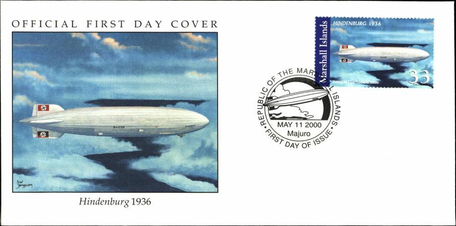 Hindenburg 1936 cover
