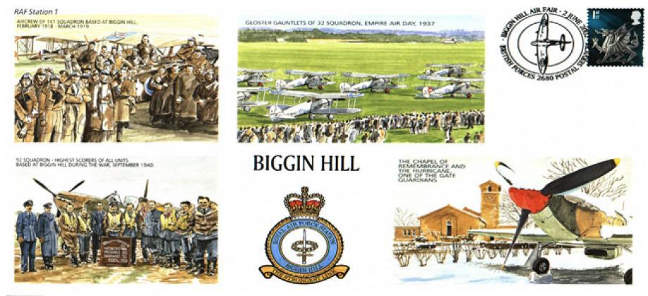 RAF Biggin Hill cover