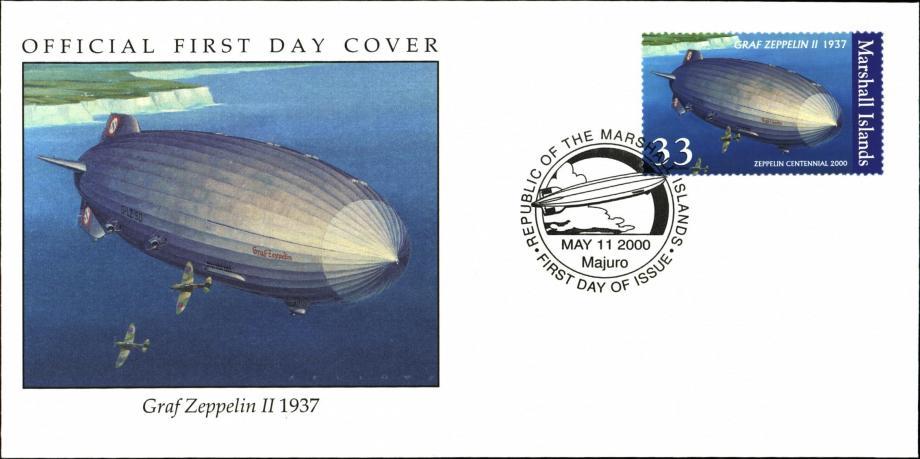 Graf Zeppelin 11 1937 cover