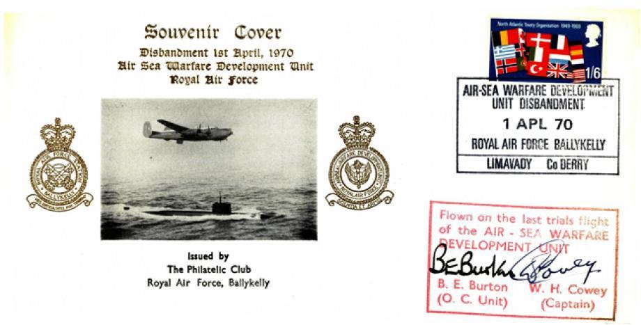 RAF Ballykelly cover Sgd crew