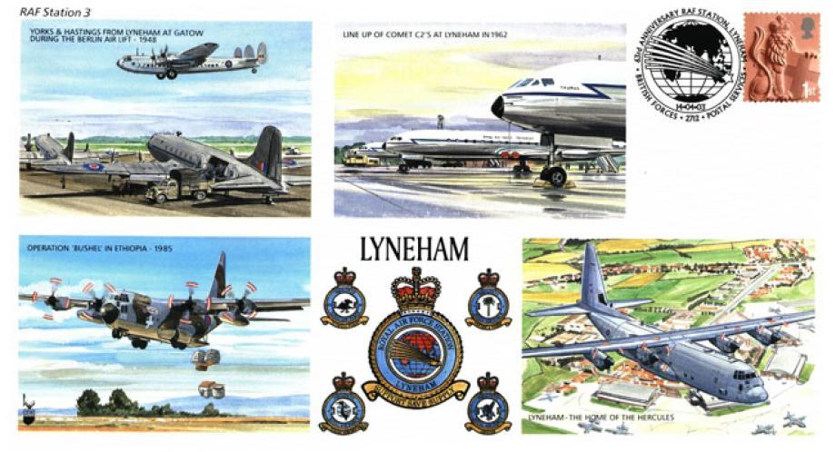 RAF Lyneham cover