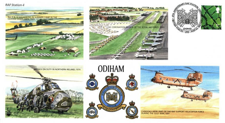 RAF Odiham cover