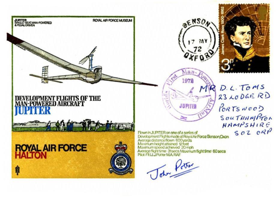RAF Halton cover Sgd pilot