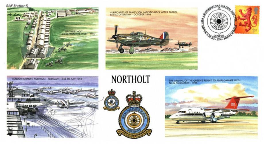 RAF Northolt cover