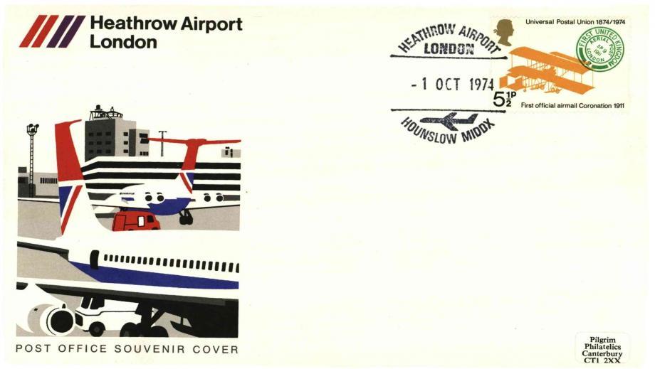 Heathrow Airport cover