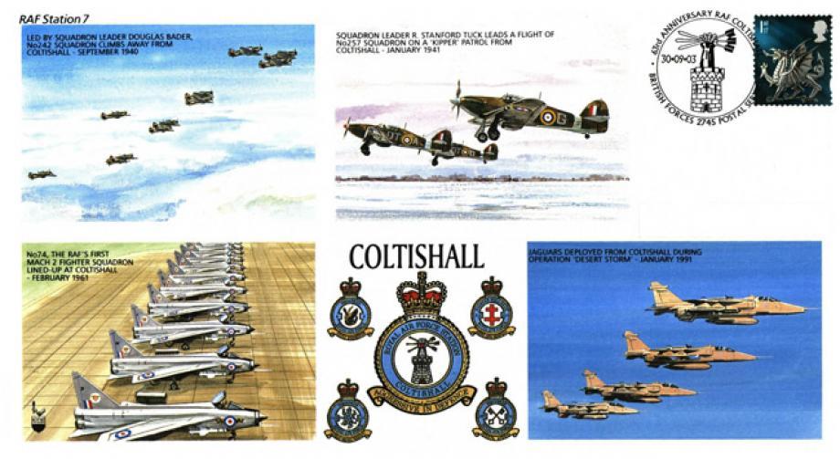 RAF Coltishall cover
