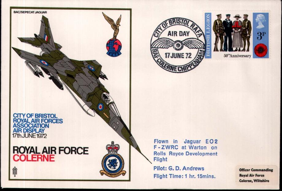 RAF Colerne cover