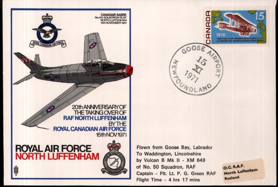 RAF North Luffenham cover