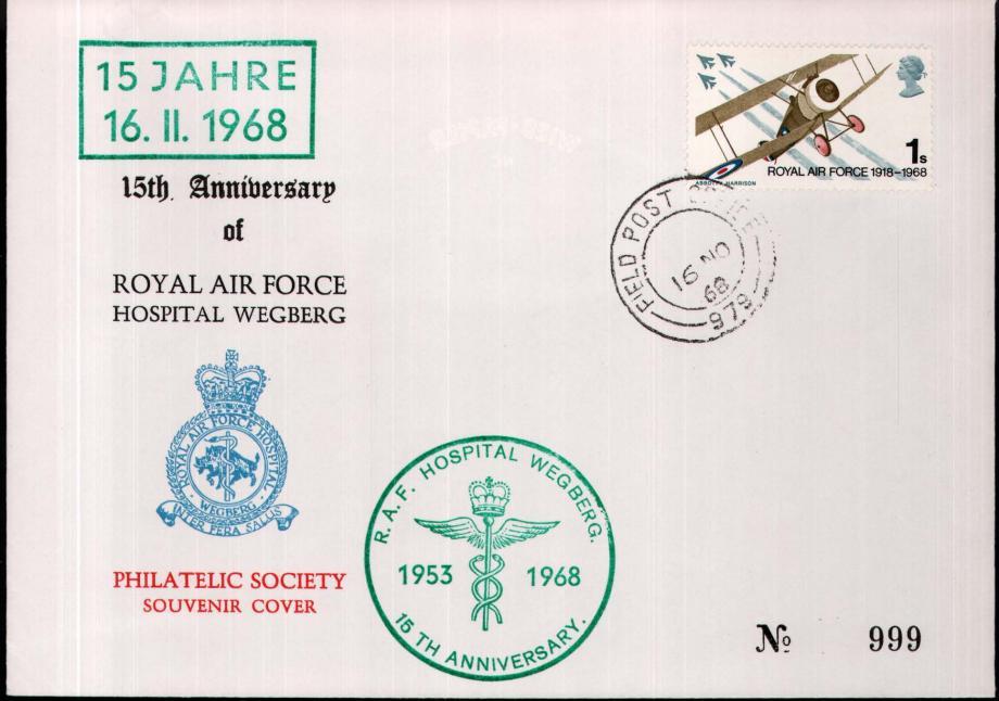 RAF Hospital Wegberg cover