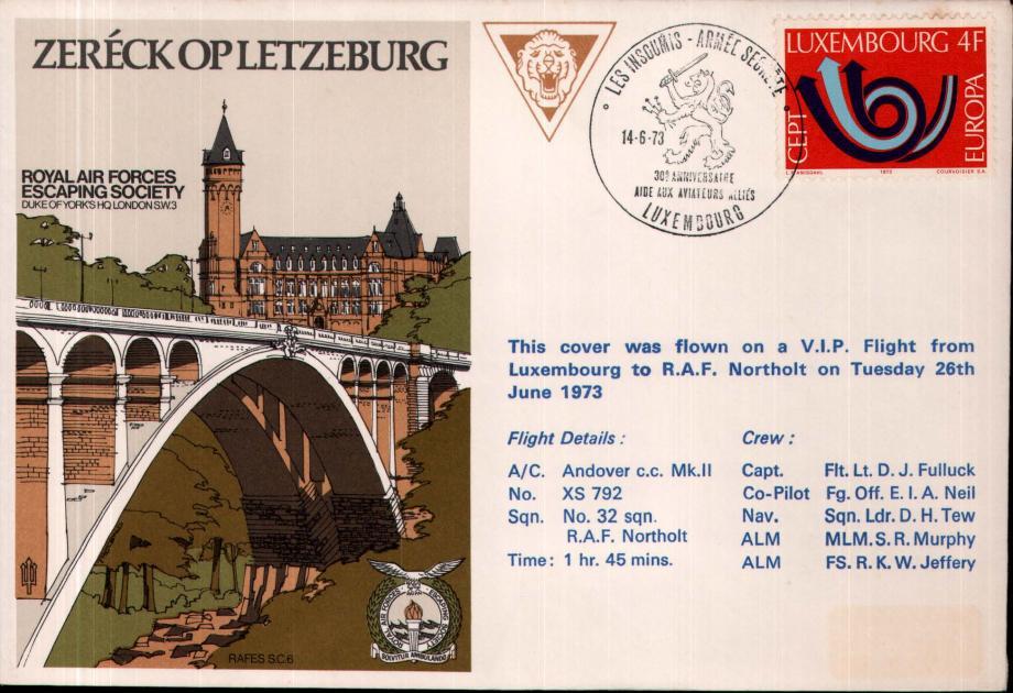 Zereck Op Letzeburg Cover