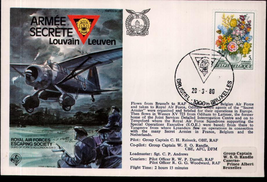 Armee Secrete cover