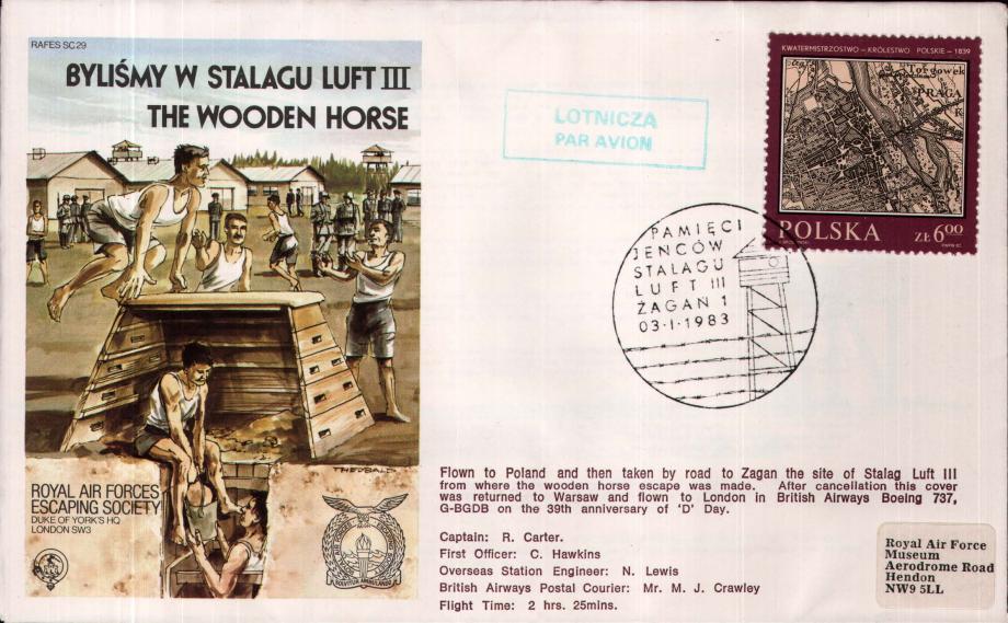 Bylismy W Stalagu Luft 111 cover