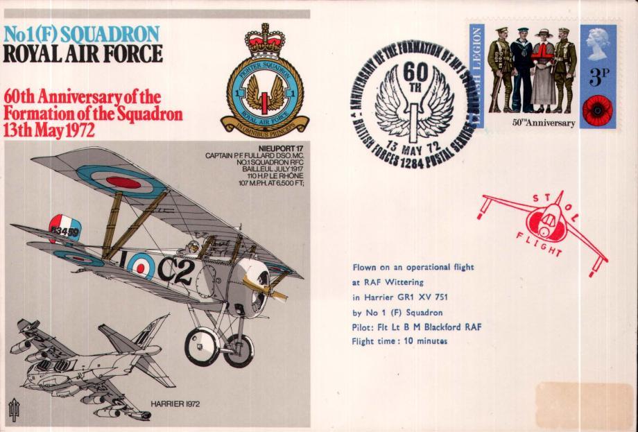 No1(F) Squadron cover