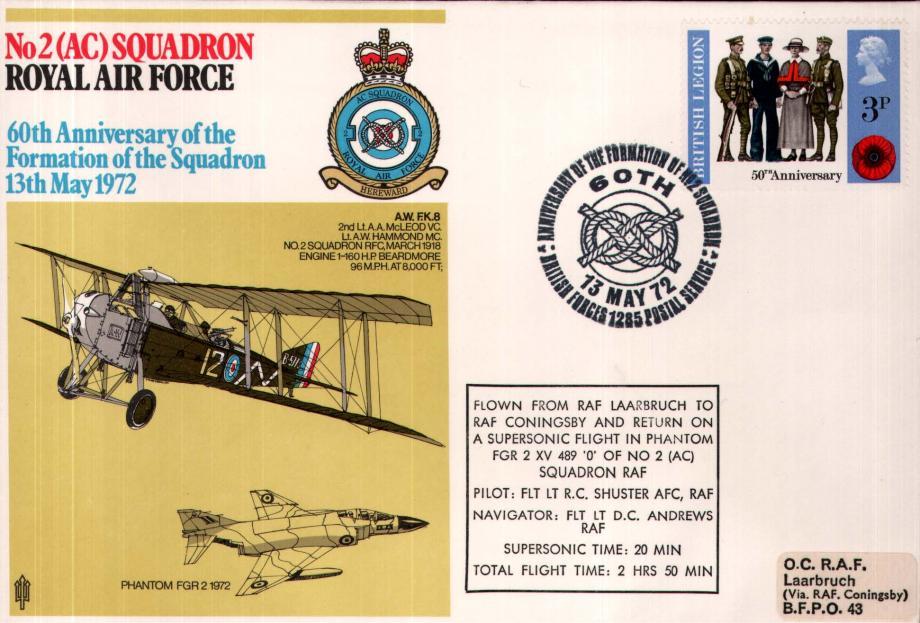 No 2 (AC) Squadron cover