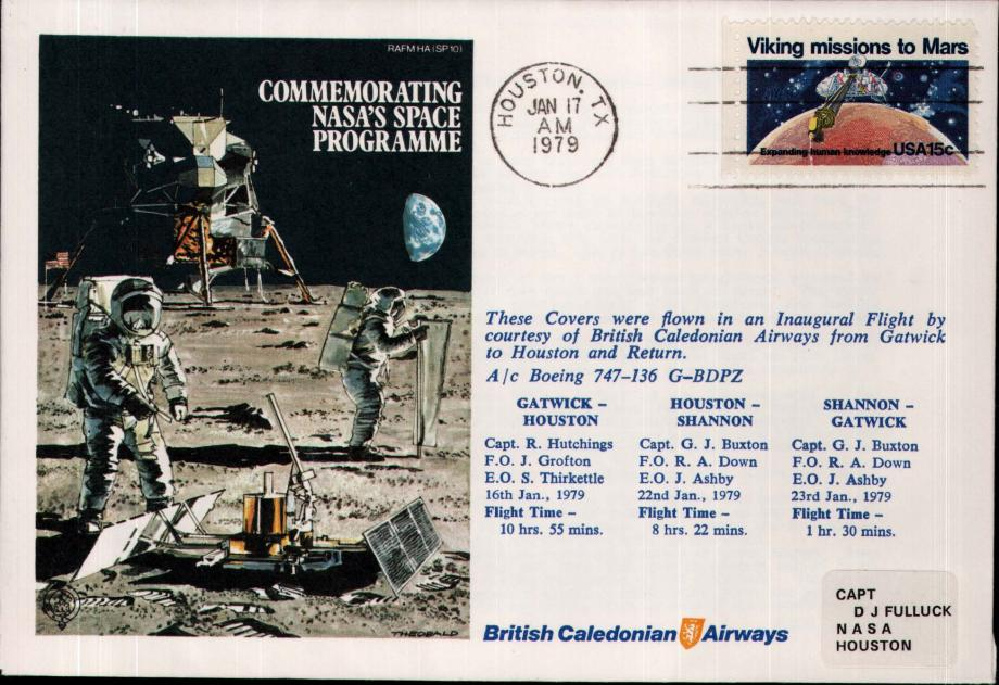NASAs Space Programme cover