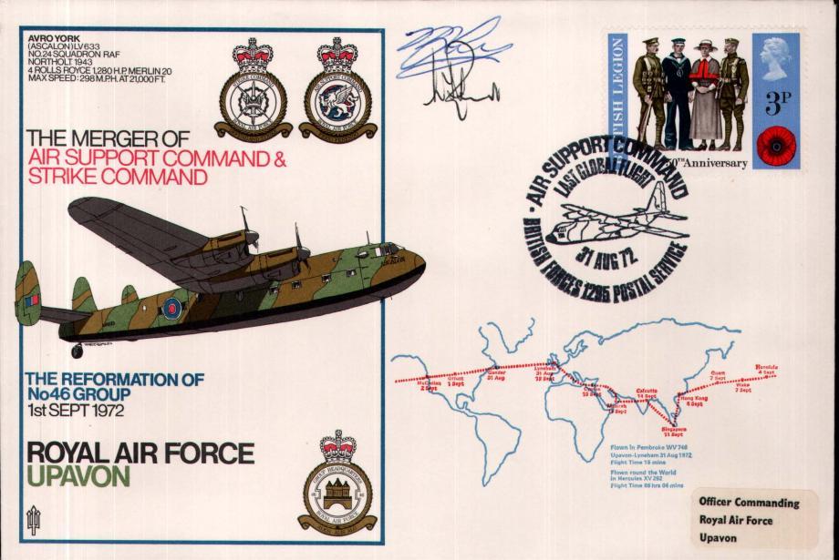 RAF Upavon cover
