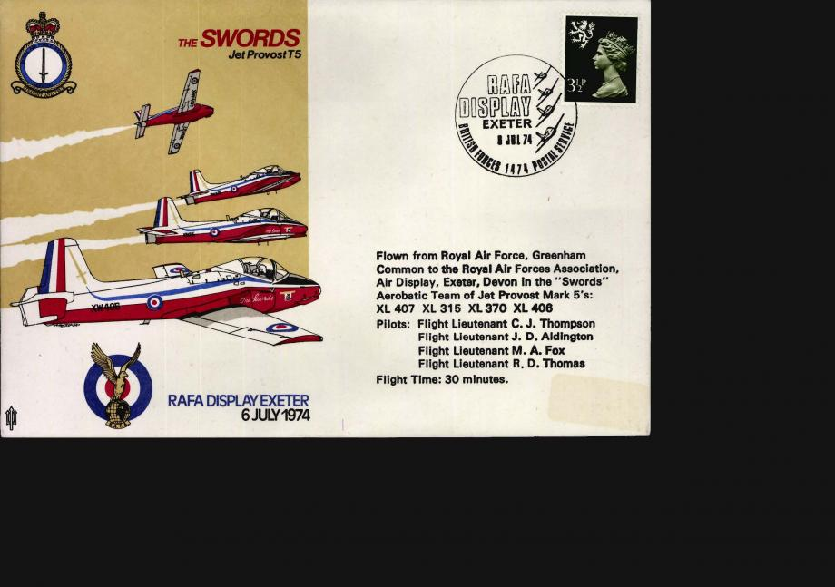 Air Displays The Swords cover